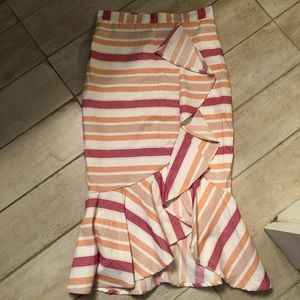 New York &Company skirt -size 0 NWT